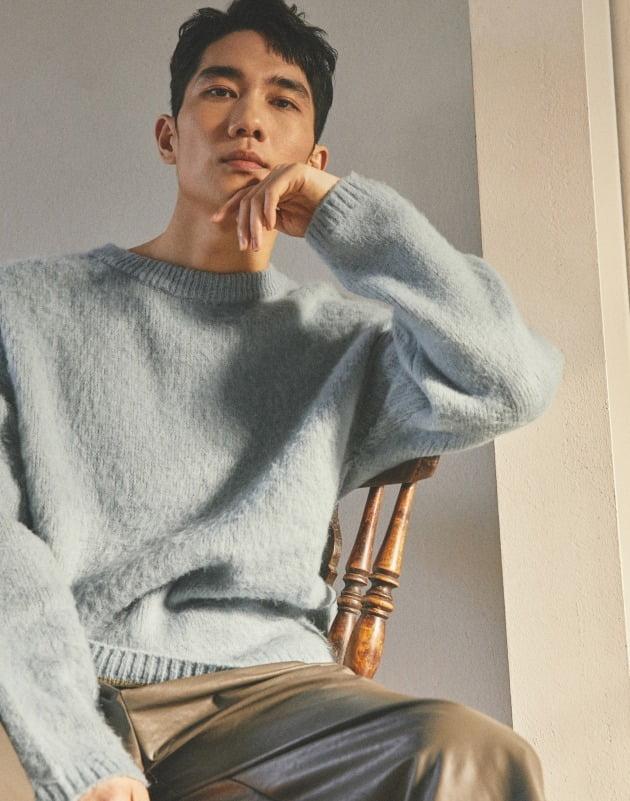 영화 '낙원의 밤'에 출연한 배우 엄태구 / 사진제공=넷플릭스