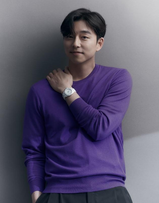 영화 '서복'의 배우 공유 / 사진제공=매니지먼트 숲