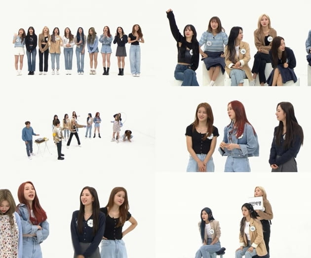 '주간아이돌' 우주소녀 / 사진 = MBC 에브리원 영상 캡처