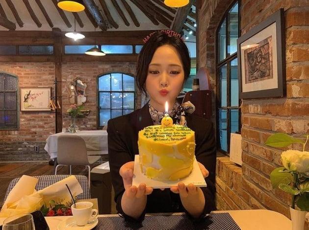 /사진=김다은 아나운서 인스타그램