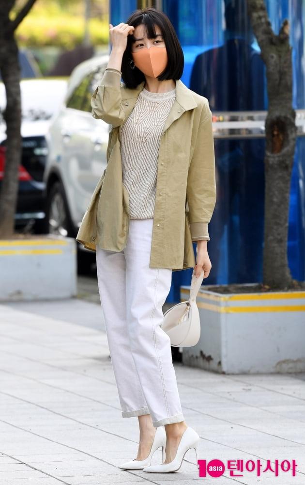 [TEN 포토] 박하선 '작심하고 꾸민 패션'