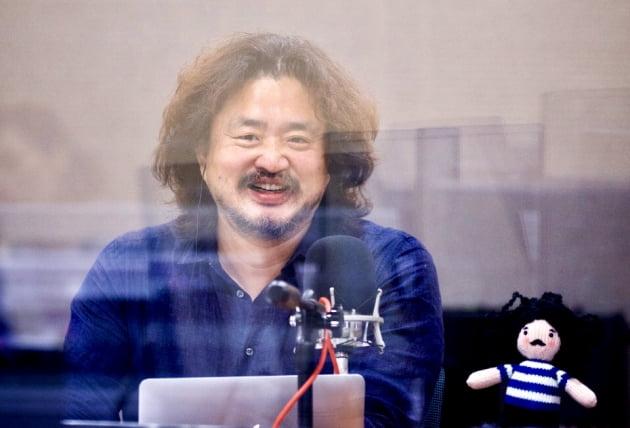 '뉴스공장' 진행자 김어준/ 사진=TBS 제공