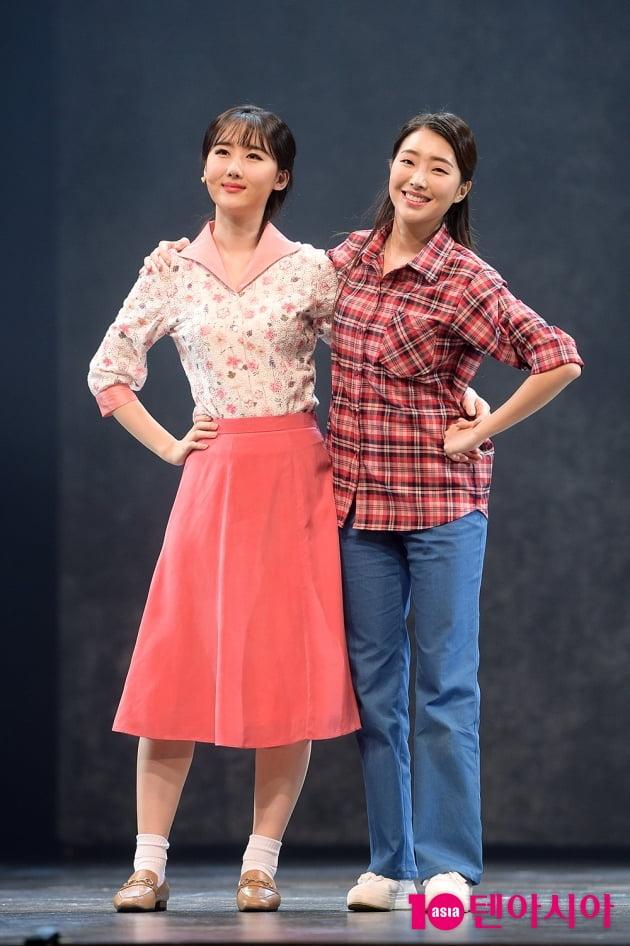 [TEN 포토] 이봄소리X최지혜, '아름다운 두 명의 문수경'