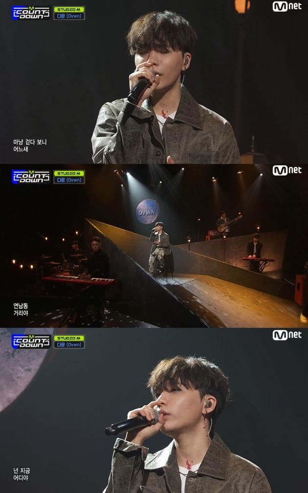 사진=Mnet 방송화면