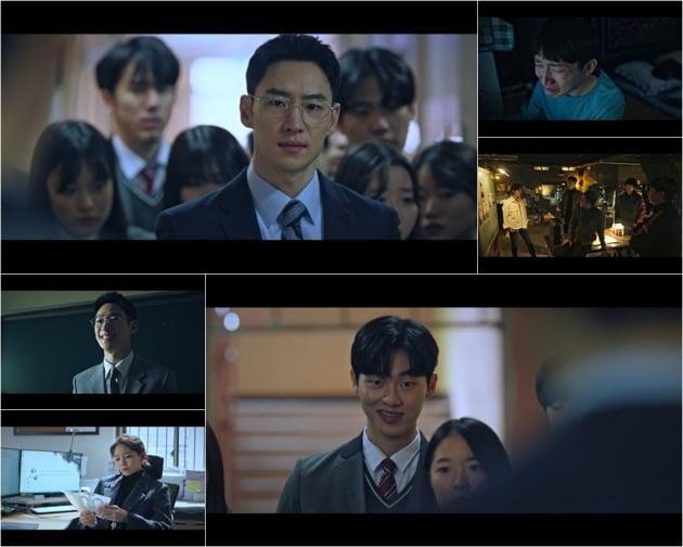 사진=SBS '모범택시' 3회 캡처