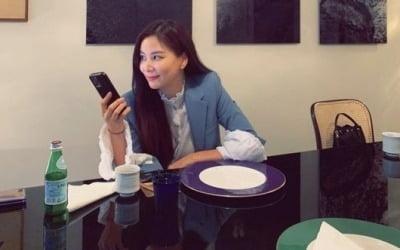 고소영, ♥장동건과 데이트 하나…방부제 미모 여전