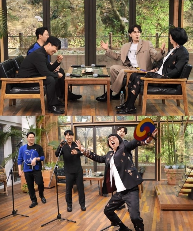 '놀면 뭐하니' SG워너비/ 사진=MBC 제공