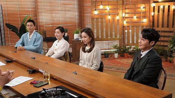 '강호동의 밥심'에 출연한 무속인들/ 사진=SBS플러스 제공