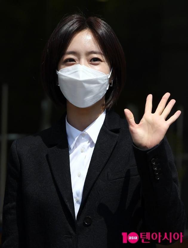 [TEN 포토] 함은정 '해맑은 미소'