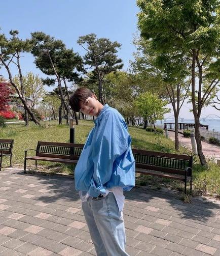 배우 송강./사진=인스타그램