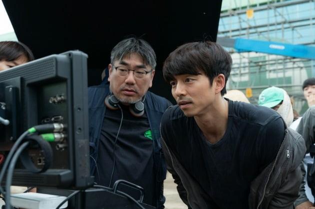영화 '서복' 촬영 현장 / 사진제공=CJ ENM