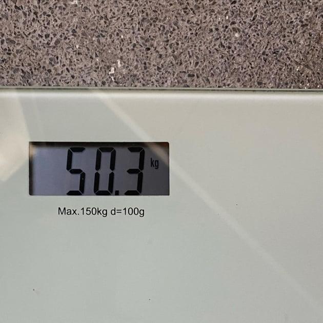 """가희, 식스팩 복근→50kg 인증 """"애프터스쿨 초기 시절 몸무게"""" [TEN★]"""
