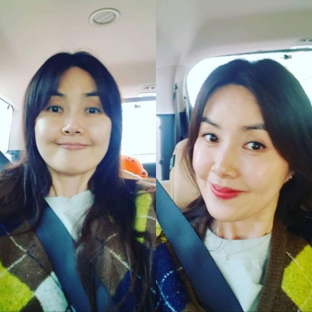 배우 신애라/ 사진=인스타그램