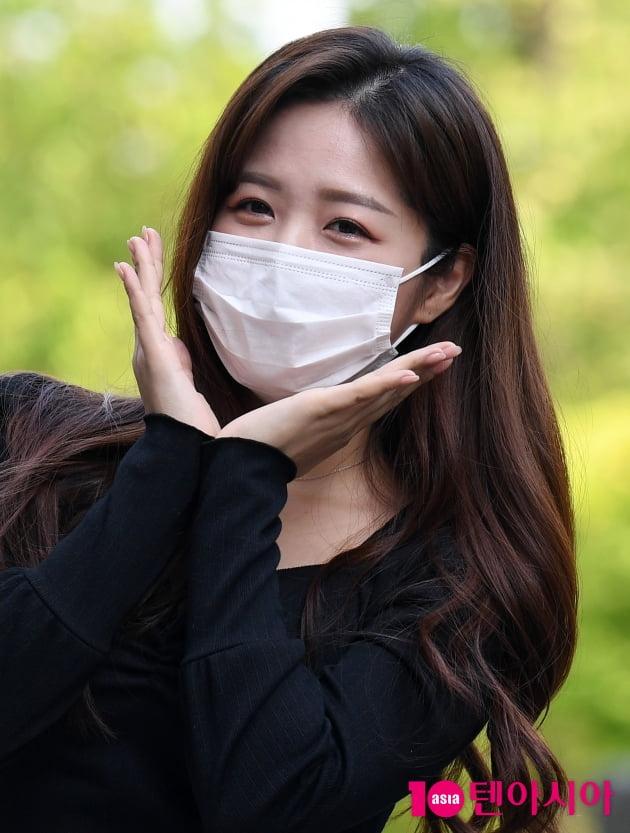 [TEN 포토] 정다경 '싱그러운 미모'