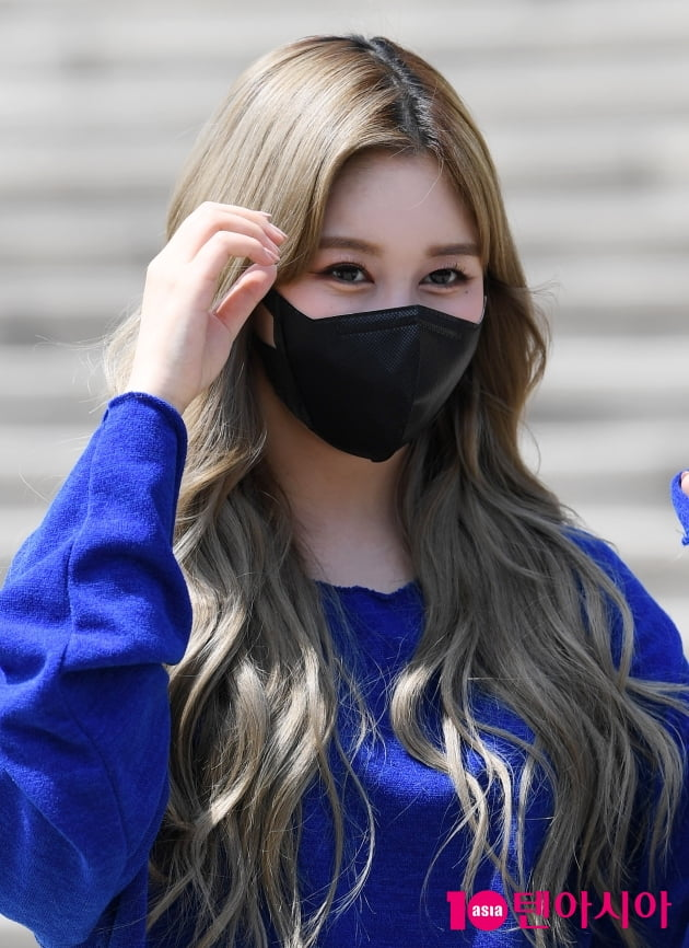 [TEN 포토] 우주소녀 다영 '눈 마주치면 심쿵'