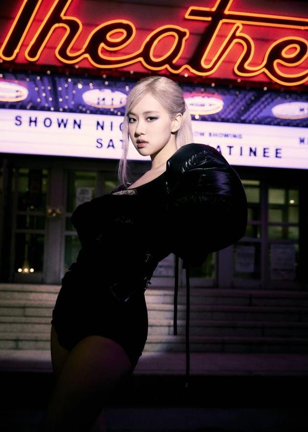 그룹 블랙핑크의 로제 / 사진제공=YG앤터테인먼트
