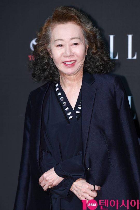 배우 윤여정./ 사진=텐아시아DB