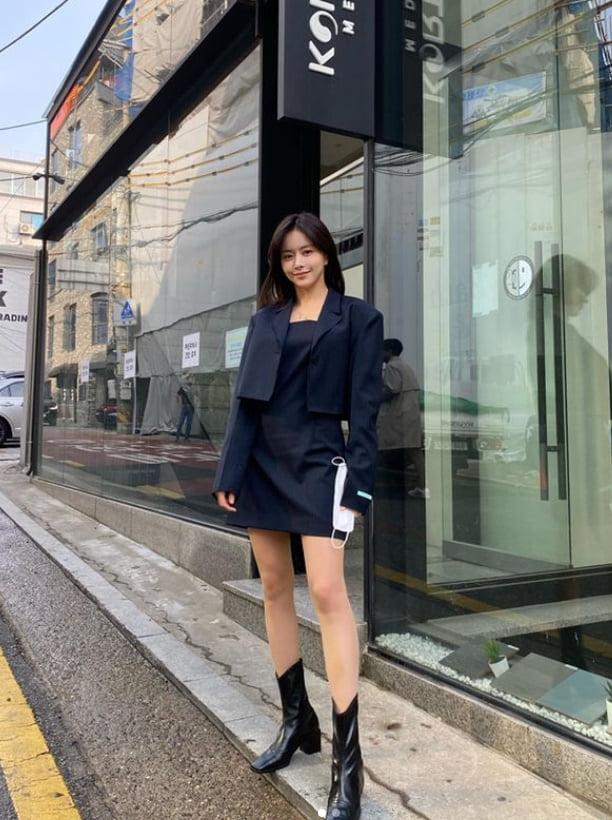 배우 한보름./ 사진=인스타그램