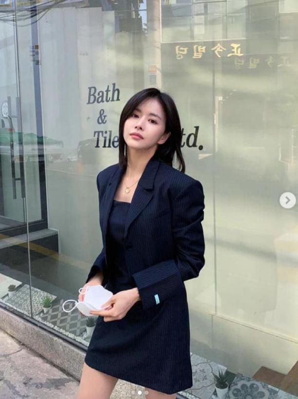 배우 한보름 인스타그램