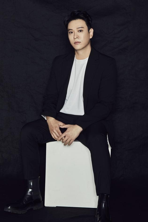가수 김용준 / 사진 = 더블에이치티엔이 제공