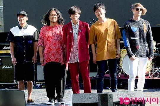 밴드 YB / 사진 = 텐아시아DB