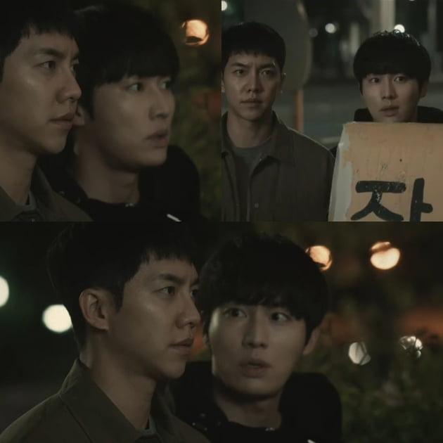 /사진=tvN 수목드라마 '마우스' 영상 캡처