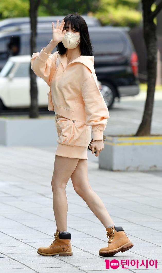 [TEN 포토] 박하선 '비현실적인 젓가락 각선미'