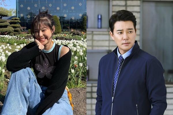 가수 제니(왼쪽)와 배우 이태곤/ 사진=인스타그램, 라마엔터