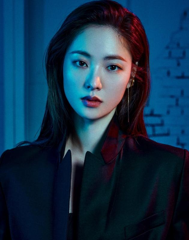 영화 '낙원의 밤'에 출연한 배우 전여빈 / 사진제공=넷플릭스
