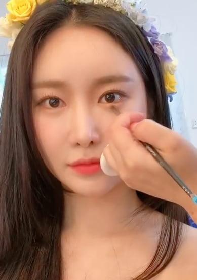사진=민영 인스타그램 동영상 캡처