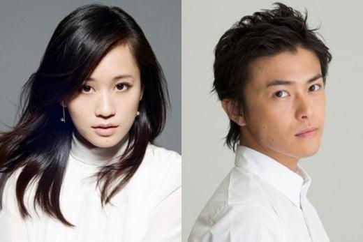 /사진=마에다 아츠코, 카츠지 료 공식 홈페이지