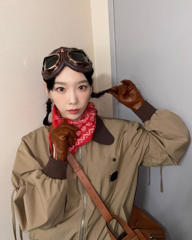 """태연, 유리도 놀란 14년째 방부제 미모 """"2007년 사진 왜 지금 올리고 난리?"""" [TEN★]"""