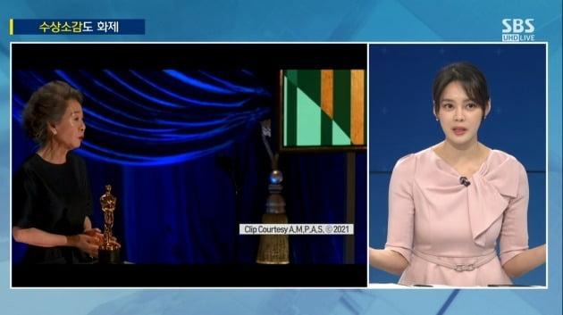 사진=SBS '뉴스브리핑' 방송 캡처
