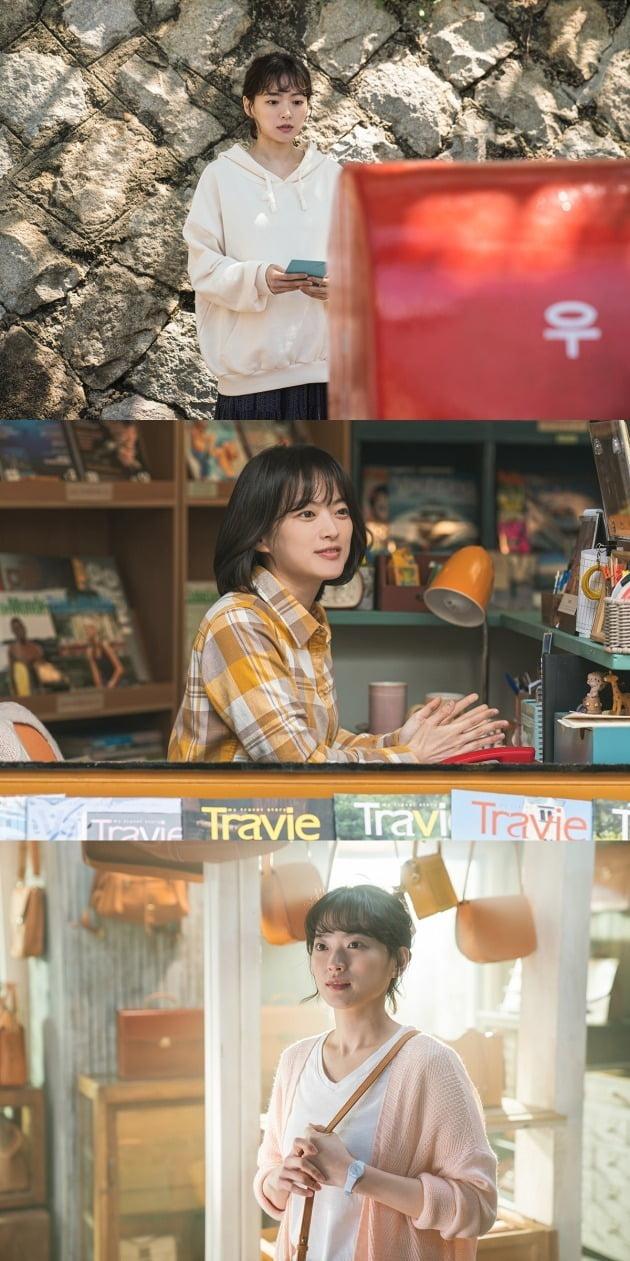 영화 '비와 당신의 이야기' 천우희 / 사진제공=키다리이엔티, 소니 픽쳐스