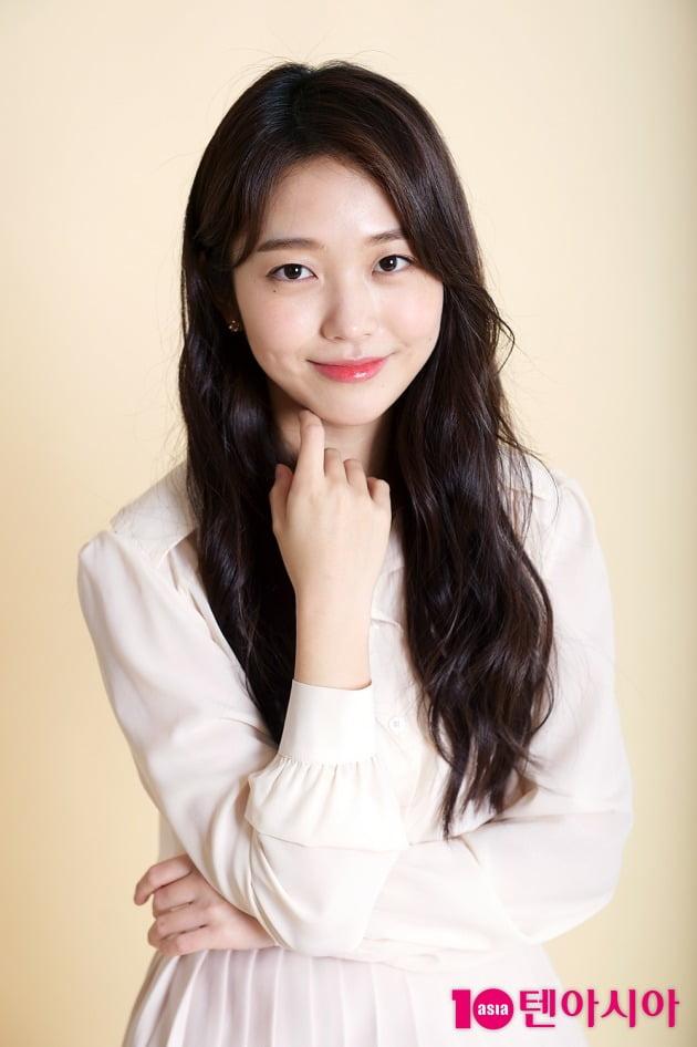 tvN 월화드라마 '나빌레라'에서 심덕출(박인환 분)의 손녀 심은호 역으로 열연한 배우 홍승희. /서예진 기자 yejin@