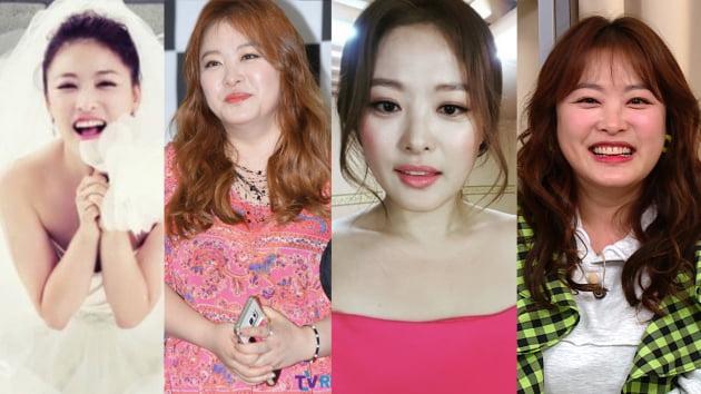 개그우먼 심진화의 다이어트 역사/ 사진=KBS2 제공