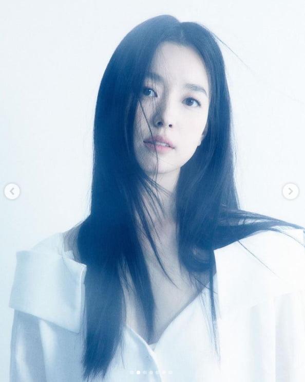 배우 한효주/사진 = 한효주 인스타그램