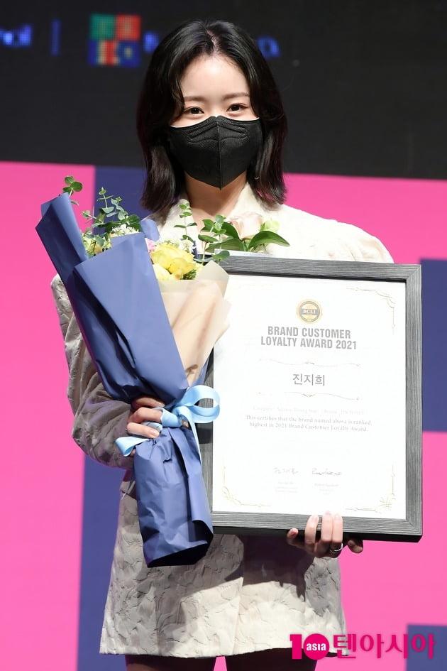 [TEN 포토] 진지희 '물오른 미모'