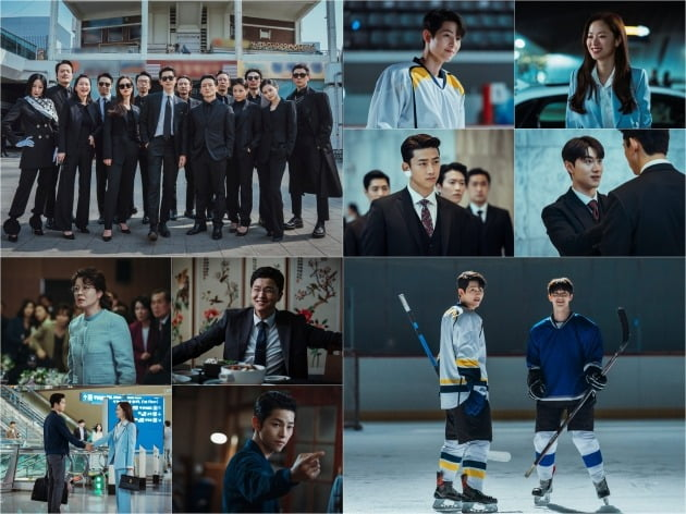'빈센조' 스틸컷./사진제공=tvN