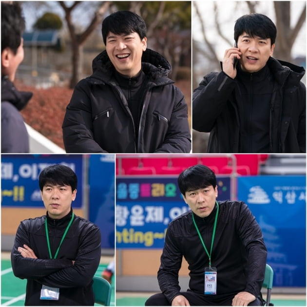 '라켓소년단' 김상경 / 사진 = 팬엔터테인먼트 제공