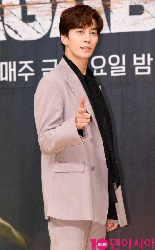 배우 신성록/ 사진=텐아시아DB