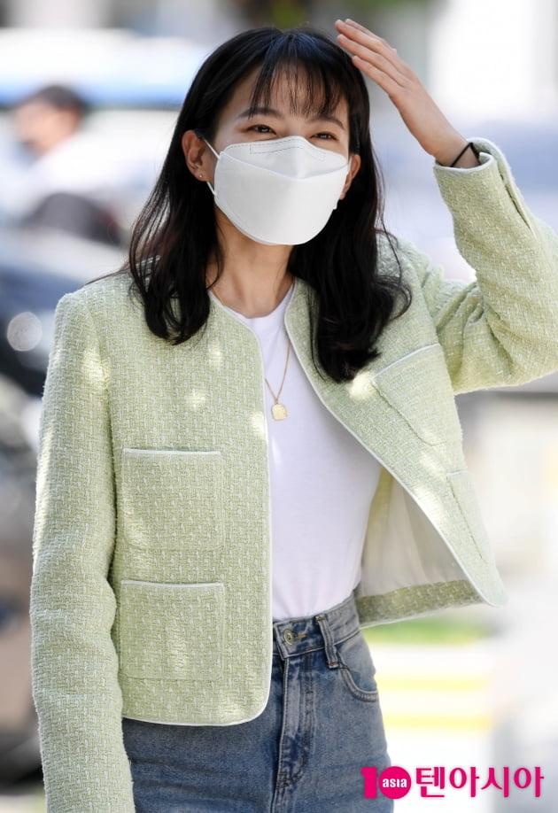 [TEN 포토] 천우희 '오늘도 열일하는 미모'