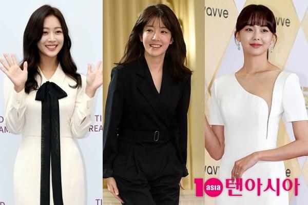 역대 '골목식당' MC 배우 조보아(왼쪽부터), 정인선, 금새록/ 사진=텐아시아DB