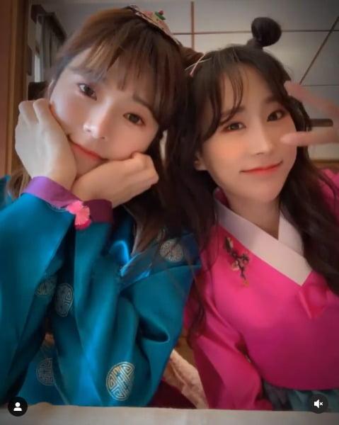 가수 양지은(왼쪽)과 김의영 / 사진=양지은 인스타그램