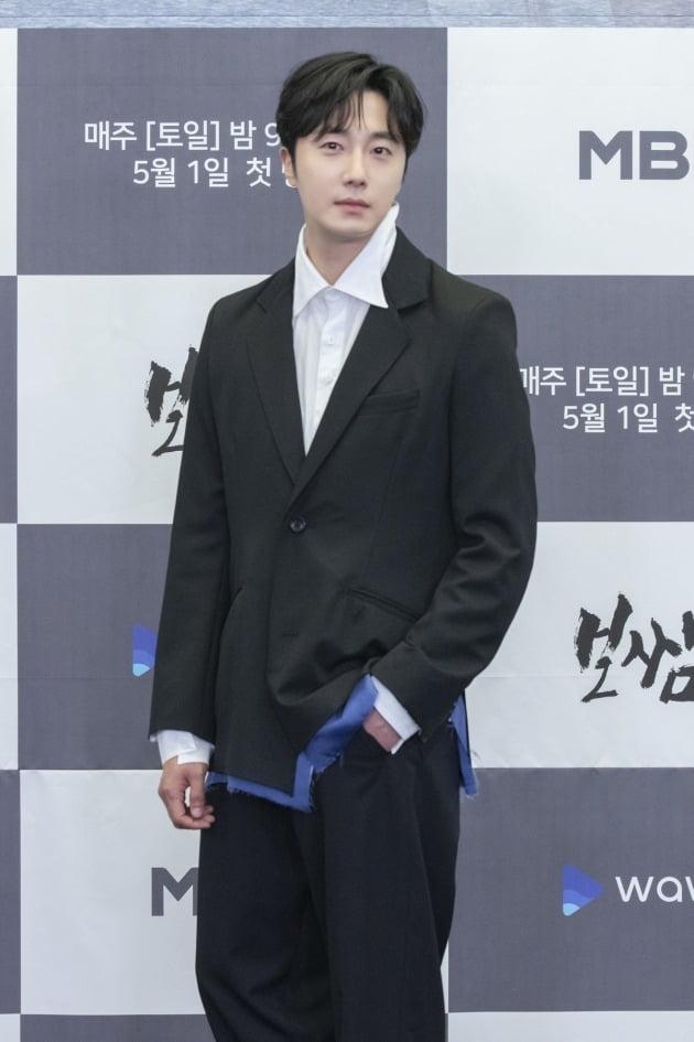 '보쌈' 배우 정일우./사진제공=MBN