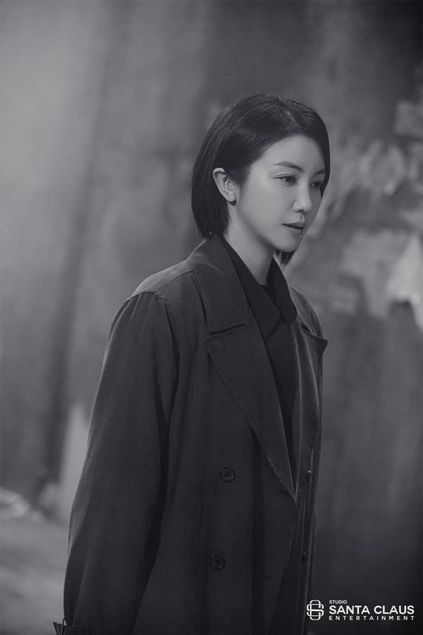 배우 김옥빈./ 사진제공=스튜디오 산타클로스