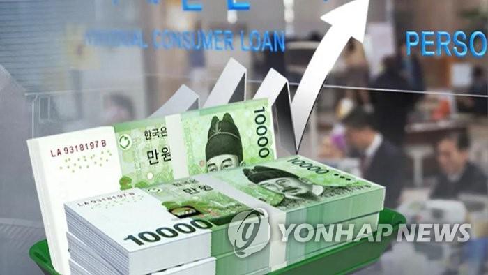 8%대 가계부채 증가율 내년에 4%대로…대출규제 단계적 강화