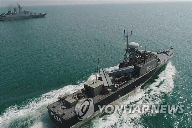 이란핵합의 복원협상 시작한 날 홍해 이란화물선 피습