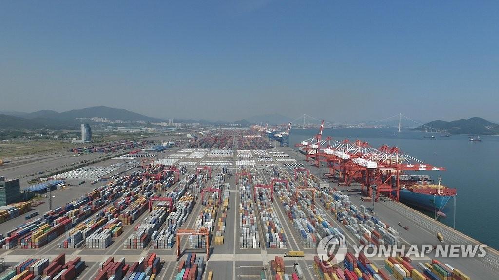 전남 광양항 컨테이너 부두 자동화 사업 예타 앞두고 협업 강화