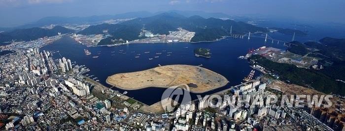 돌파구 못 찾는 마산해양신도시…민간개발 땅값이 걸림돌?